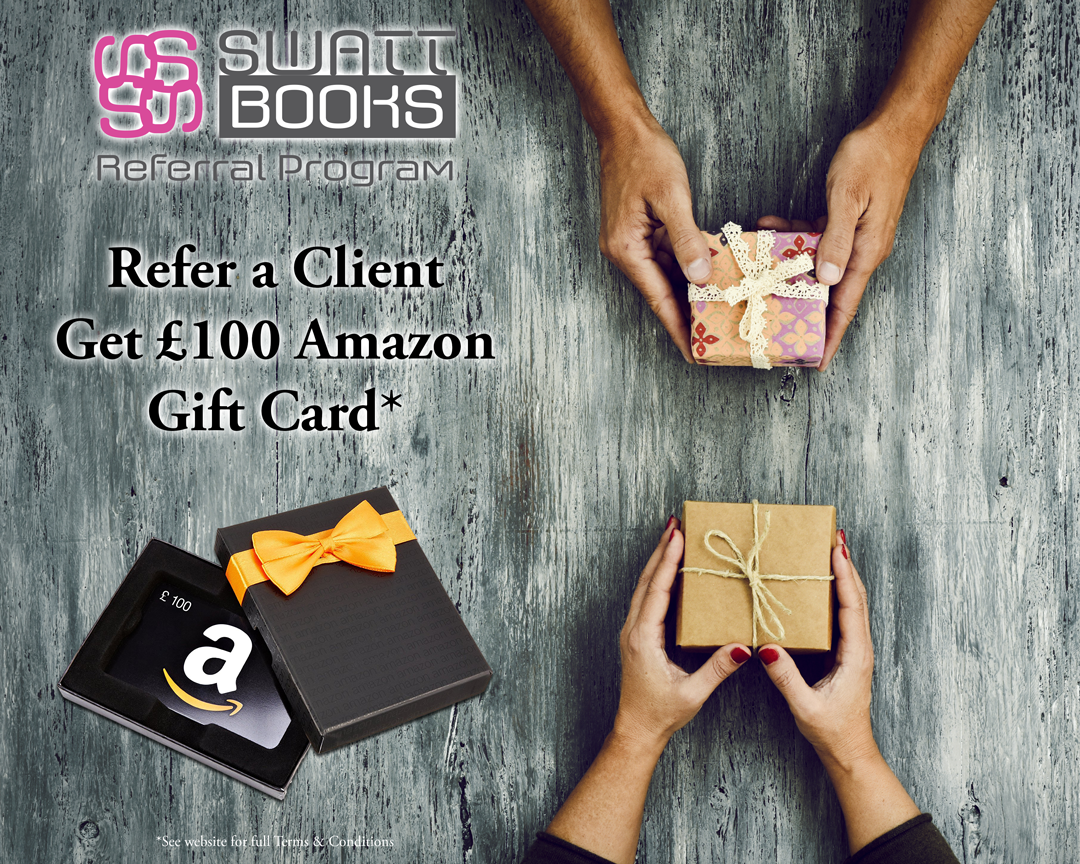 SWATT Books Referral Program