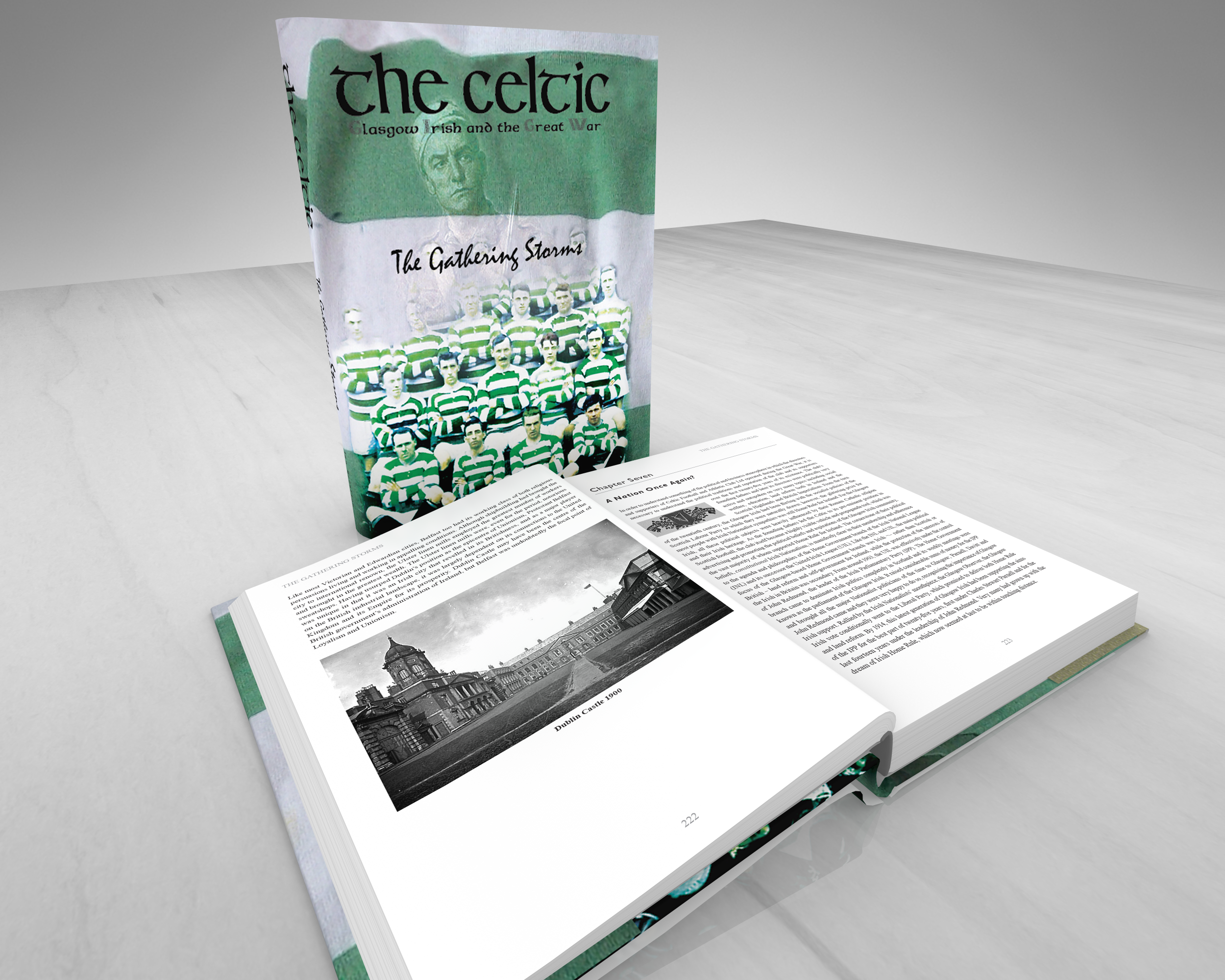 The Celtic: Glasgow Irish and the Great War